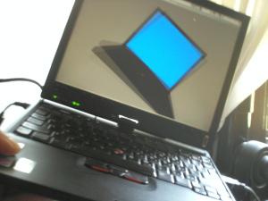 Installing Linux, Ubuntu 8 04 Hardy, on a IBM Thinkpad X41 Tablet